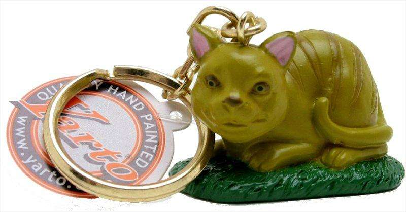 Keyring - Alice Cheshire Cat