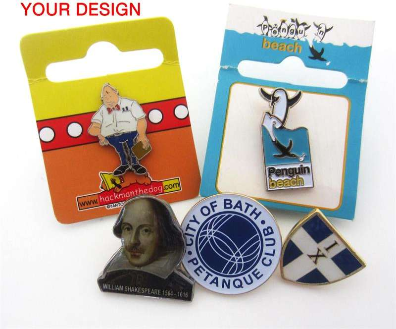 Custom - Pin Badge