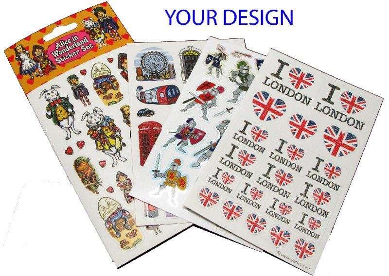 Custom - Stickers