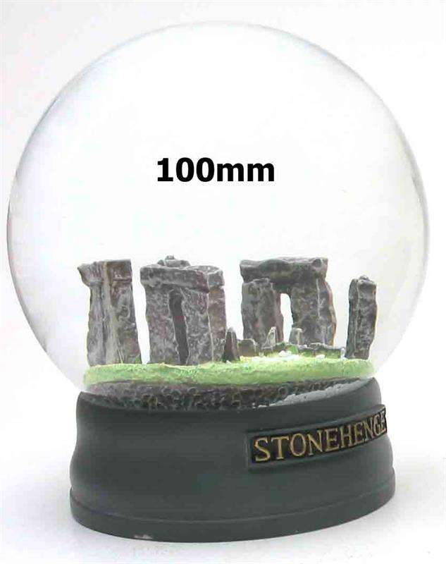 Custom - Snowglobe Large 100mm