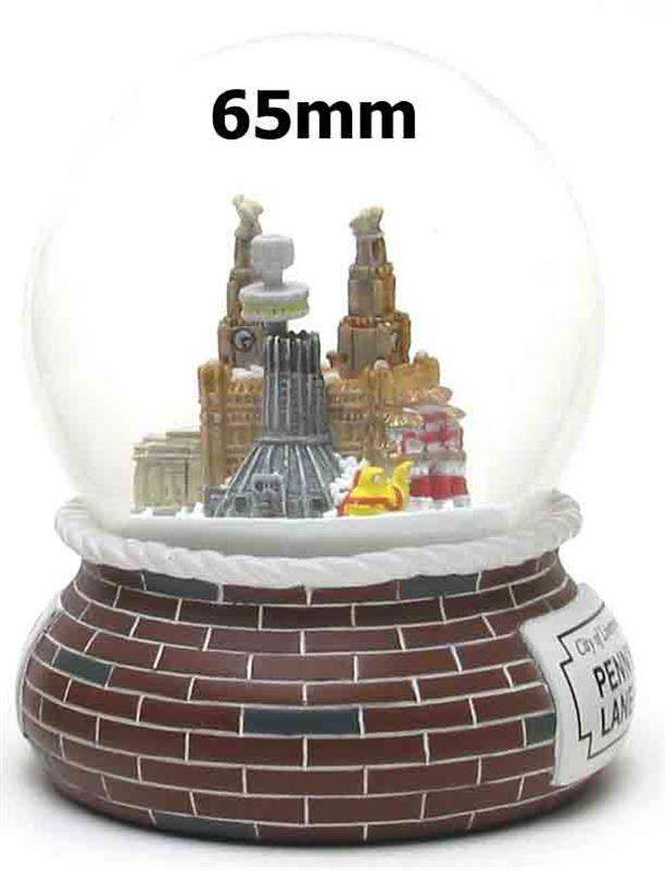 Custom - Snowglobe Medium 65mm