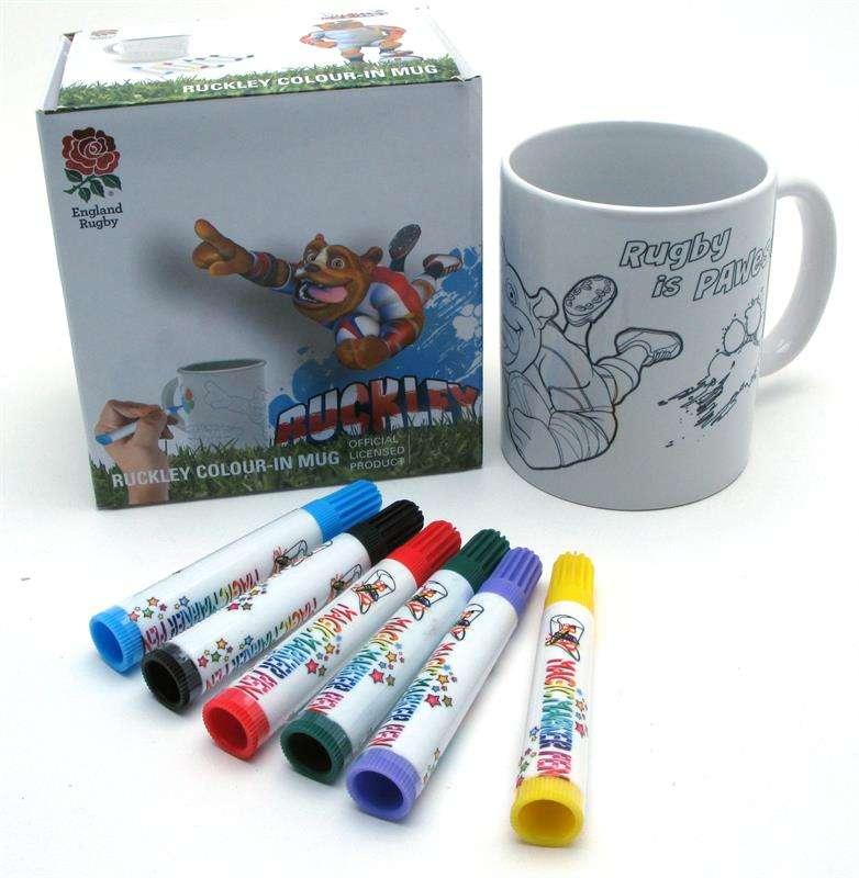 Custom - Magic Mug / Marker set
