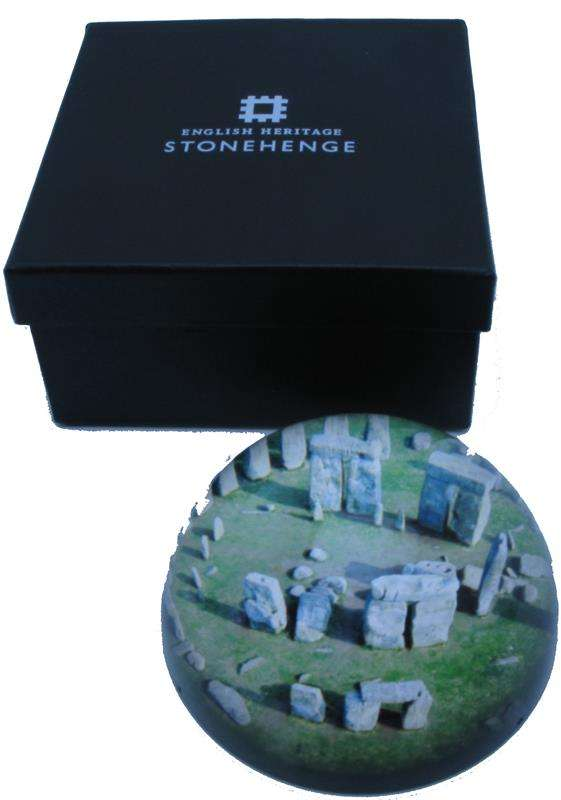 Custom - Crystal Paperweight 60mm with box