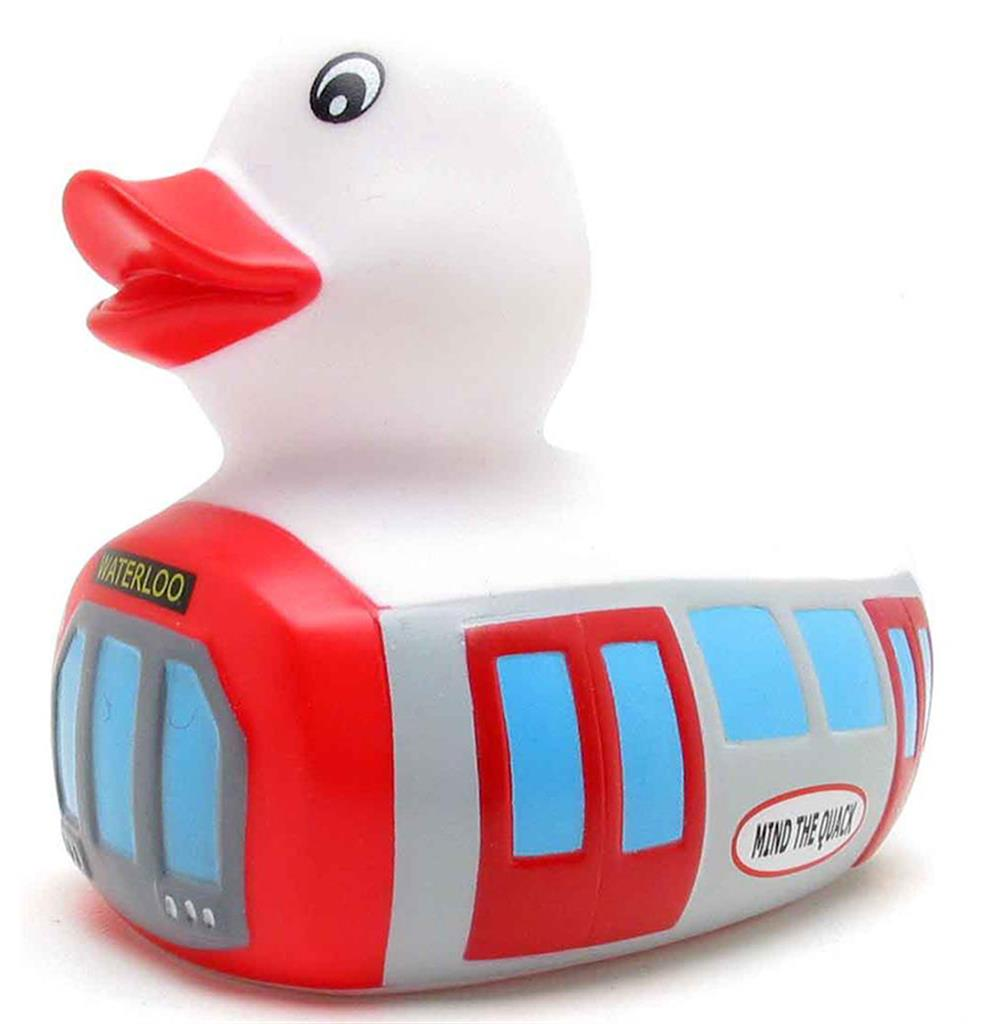 Duck London Tube Train