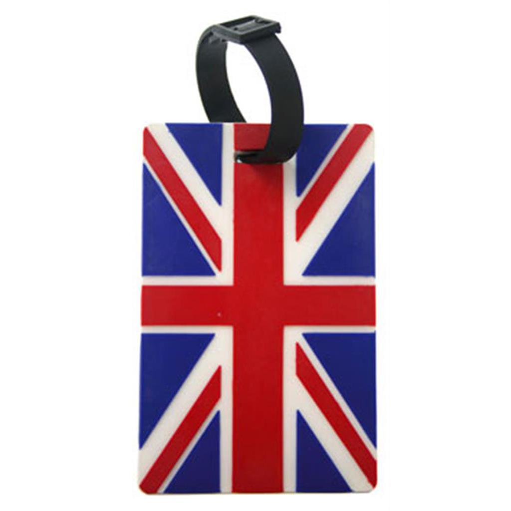 Luggage Tag - Union Jack