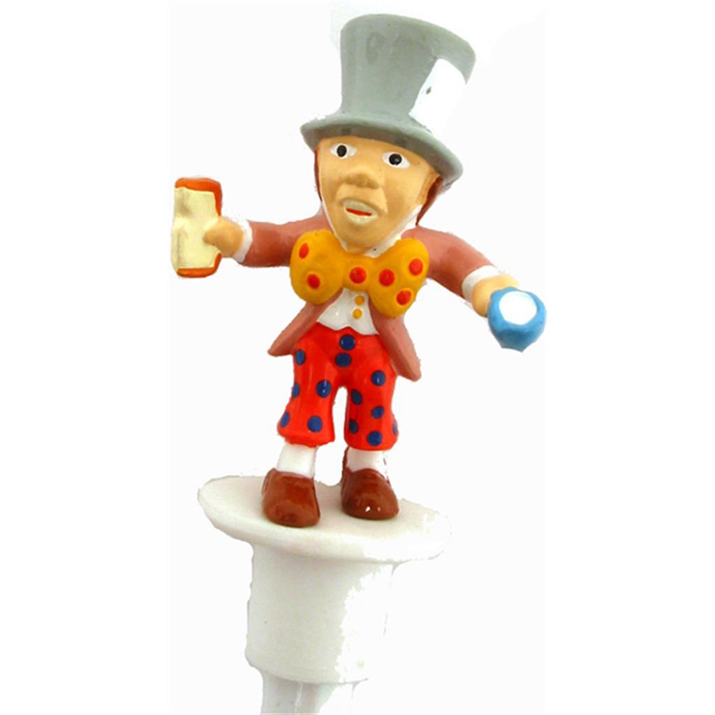 Pencil & Topper - Mad Hatter