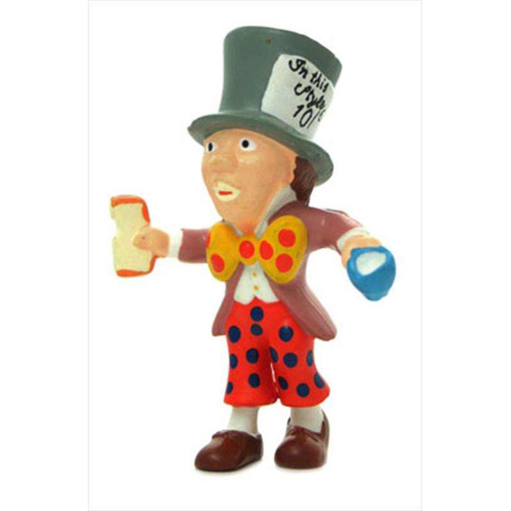 Figurine Alice Mad Hatter