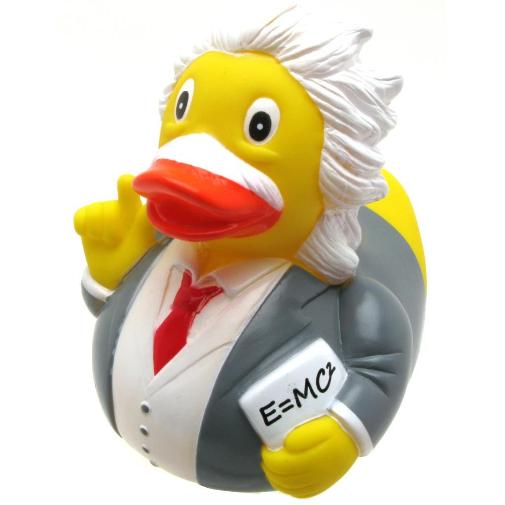 Duck Albert Quackstein - Einstein