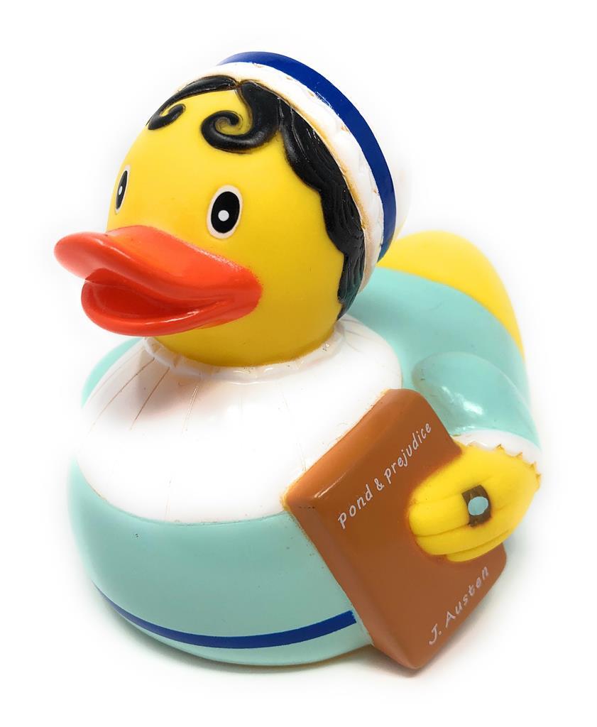 Duck Jane Austen