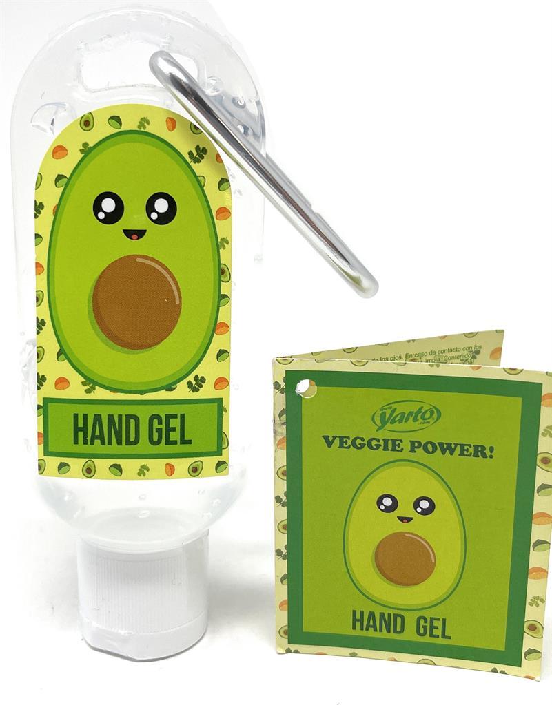 Hand Gel Veggie Power 45ml
