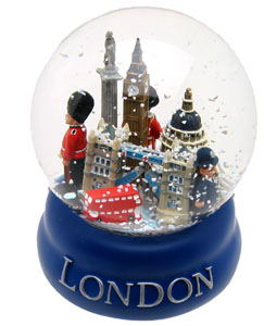 Snowglobe - Ultimate London 100mm