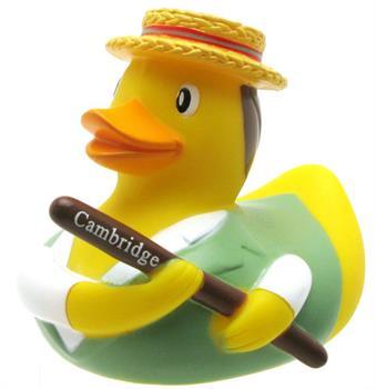 Duck - Cambridge Punting Duck