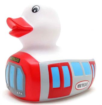 Duck - London Tube Train